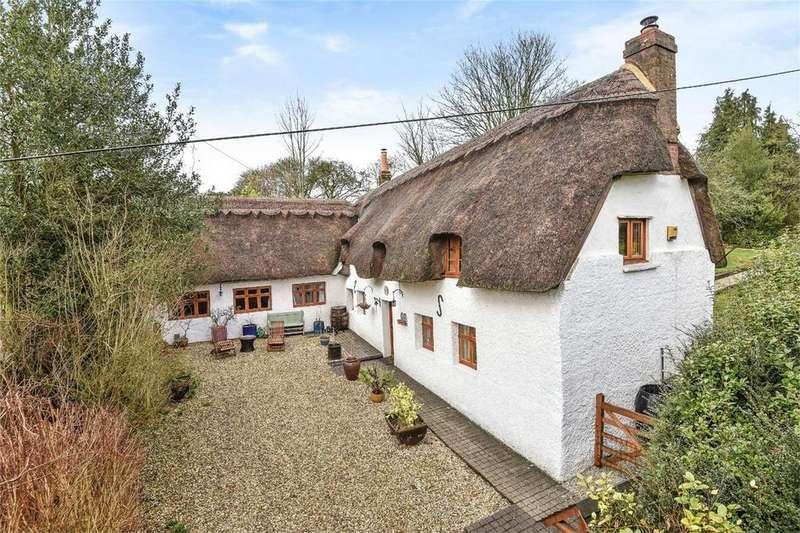 3 Bedrooms Detached House for sale in Kings Somborne, Stockbridge, Hampshire