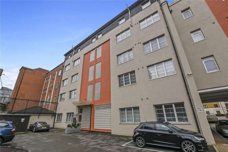 2 Bedrooms Apartment Flat for sale in Sunlight Square, Bethnal Green, E2