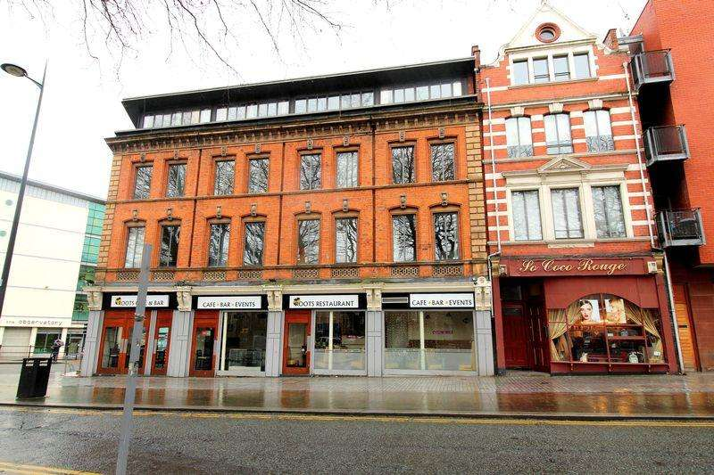 1 Bedroom Apartment Flat for sale in Old Haymarket, Liverpool