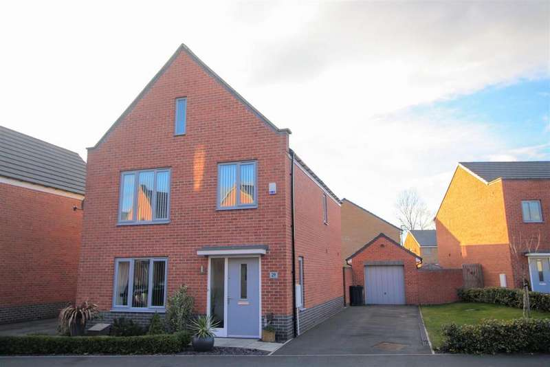 4 Bedrooms Detached House for sale in Paton Way, Darlington