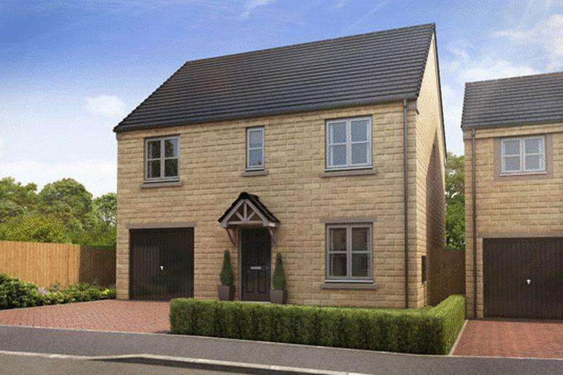 4 Bedrooms Detached House for sale in Waingate, Huddersfield