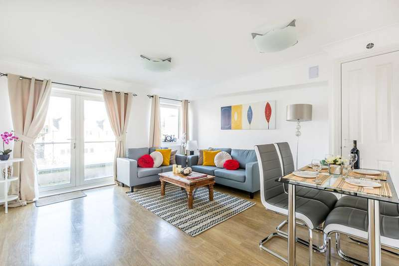 2 Bedrooms Flat for sale in Kensal Road, North Kensington, W10