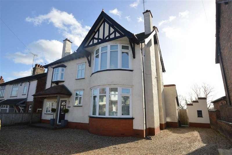 4 Bedrooms Detached House for sale in Broken Cross, Macclesfield