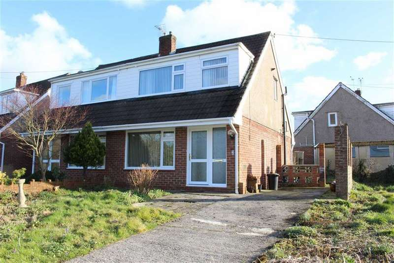 3 Bedrooms Semi Detached House for sale in Maesgwyn Drive, Pontarddulais