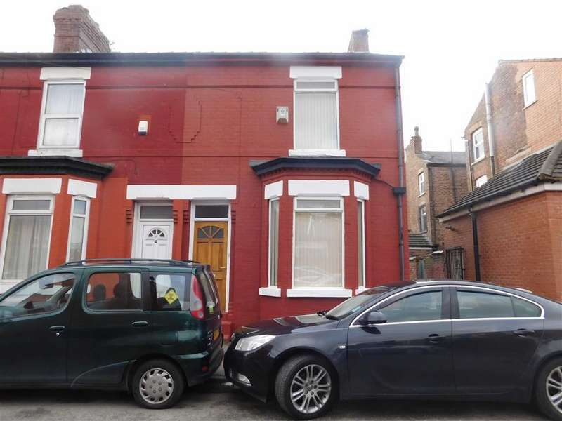 2 Bedrooms End Of Terrace House for sale in Ravensdale Street, Manchester