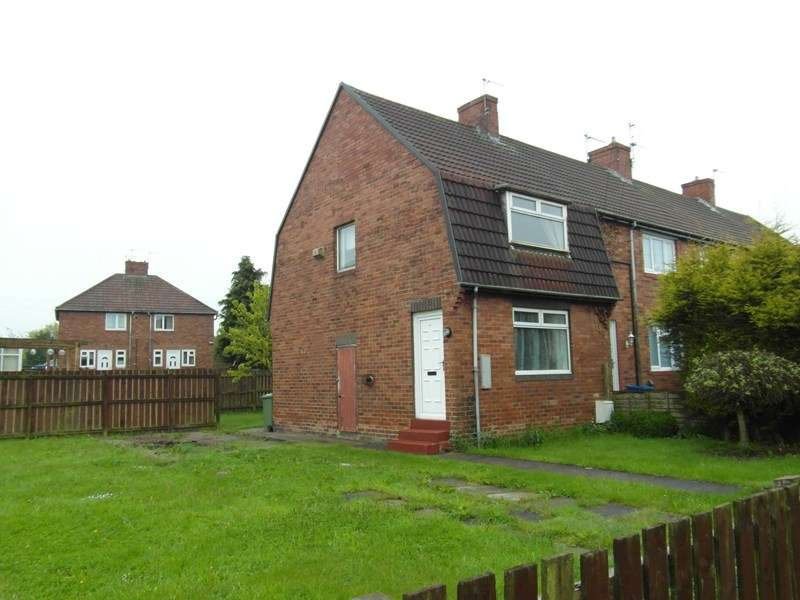 2 Bedrooms Property for sale in Grasmere Terrace, South Hetton, Durham, Durham, DH6 2RU