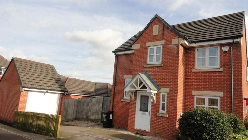 3 Bedrooms Detached House for rent in Leicester LE5