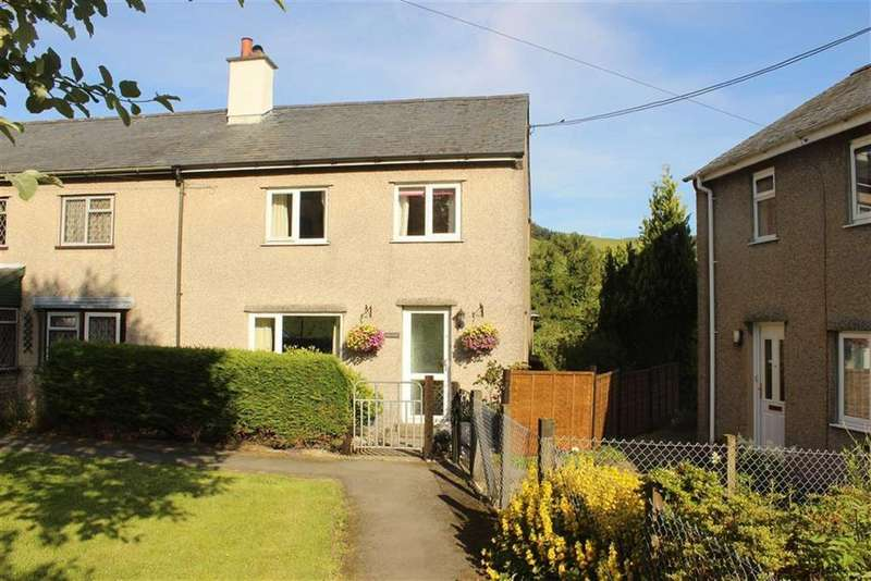3 Bedrooms End Of Terrace House for rent in 8 Heulfryn SY20