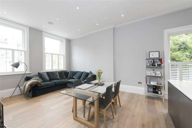 2 Bedrooms Flat for sale in Book House, Wandsworth, London, SW18