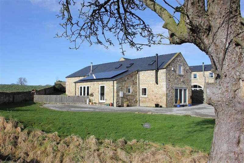 4 Bedrooms Barn Conversion Character Property for sale in 4 Hill Farm, Tunstall, North Yorkshire
