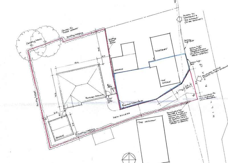 Land Commercial for sale in Mill Road, Occold, Suffolk