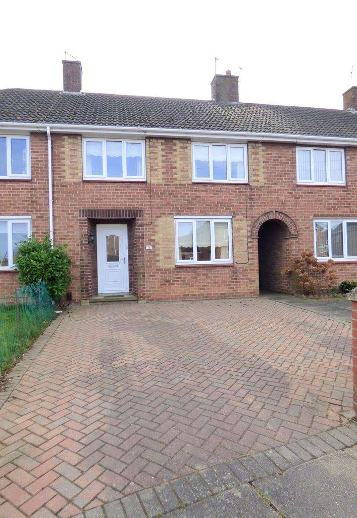 3 Bedrooms Terraced House for rent in Southwold Crescent, Scartho DN33