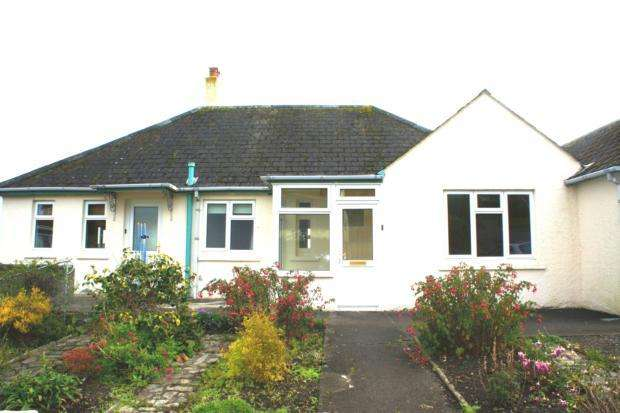 2 Bedrooms Bungalow for rent in Park Road, Lifton, PL16