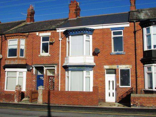 2 Bedrooms Flat for sale in STATION ROAD, SEAHAM, SEAHAM DISTRICT