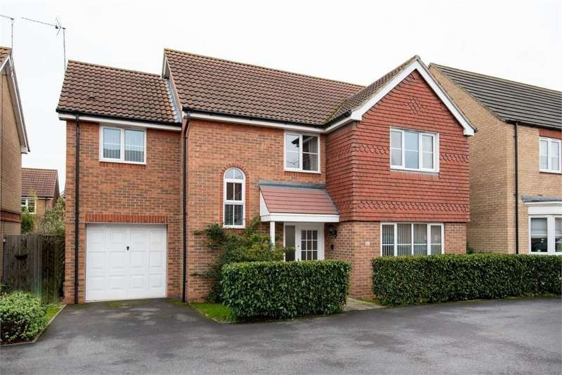 4 Bedrooms Detached House for sale in St Bedes Drive, Boston, Lincolnshire