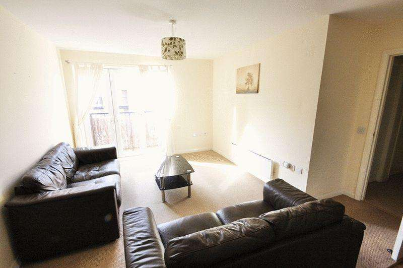 2 Bedrooms Apartment Flat for sale in Citylink, Hessel Street
