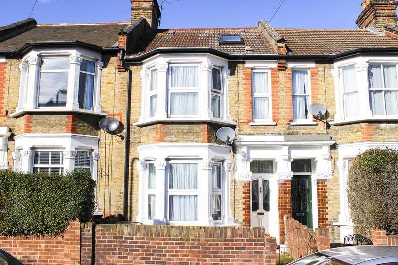 4 Bedrooms Terraced House for sale in Barrett Road, Walthamstow