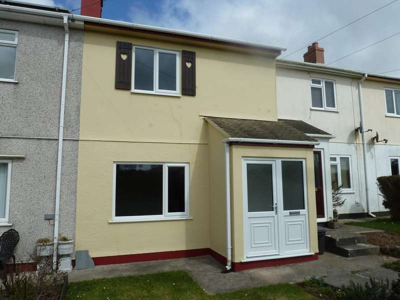 2 Bedrooms Terraced House for rent in Mount Hawke, Truro, TR4