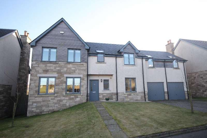 5 Bedrooms Detached House for sale in Cuthill Towers, Near Milnathort, Perthshire, KY13 9SE