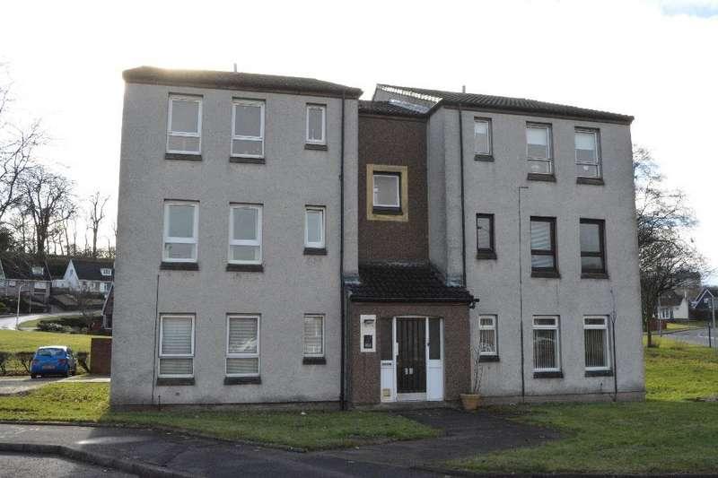 1 Bedroom Flat for sale in Rosebank Avenue, Falkirk, Falkirk, FK1 5JW