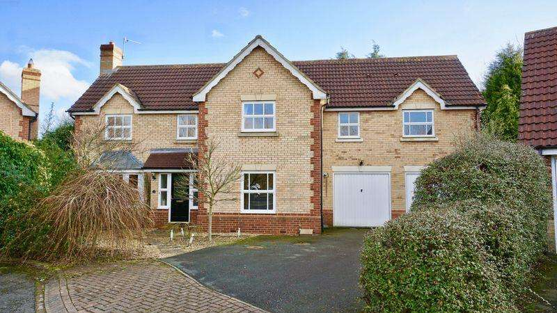 5 Bedrooms Detached House for sale in Halleypike Close, Haydon Grange