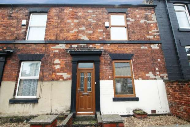 2 Bedrooms Terraced House for sale in Dodworth Road, Barnsley, South Yorkshire, S70 6ED