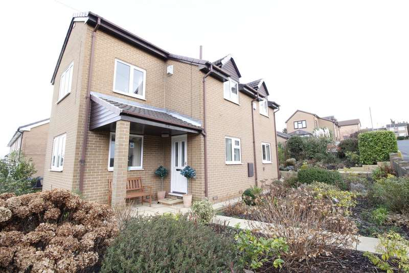 3 Bedrooms Detached House for sale in Camp Rise, Pontefract WF8