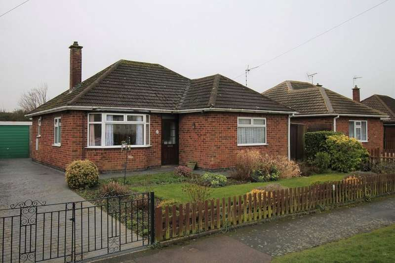 3 Bedrooms Detached Bungalow for sale in Lenthall Square, Market Harborough