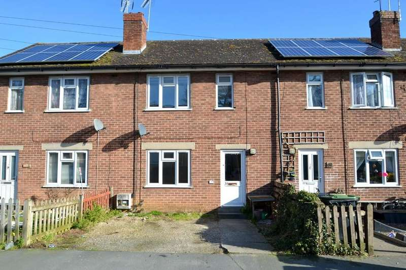 3 Bedrooms Terraced House for sale in Cherry Tree Road, Stowmarket, IP14 1NW