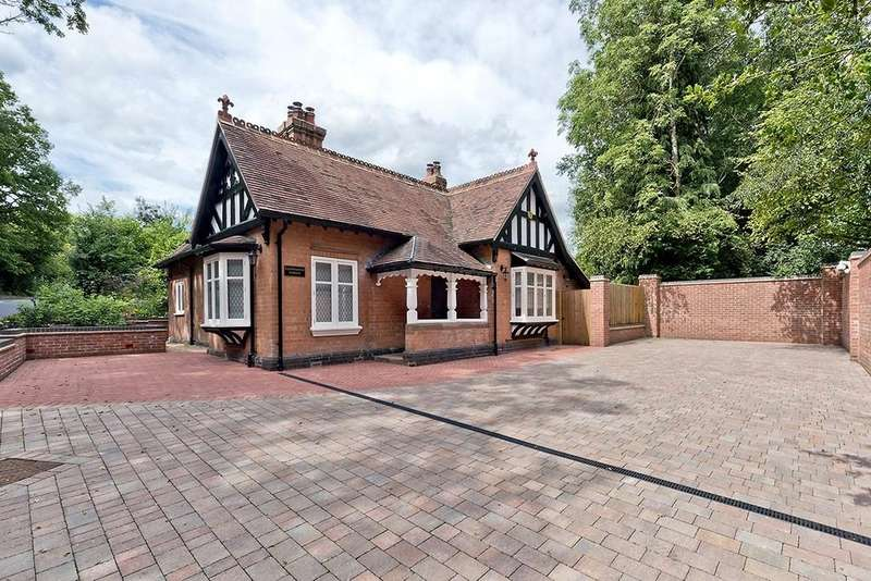 2 Bedrooms Detached Bungalow for sale in Old Warwick Road, Lapworth