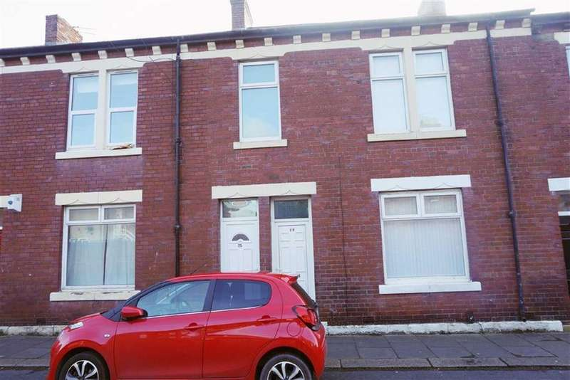 3 Bedrooms Apartment Flat for sale in Alnwick Street, Wallsend, Tyne And Wear, NE28