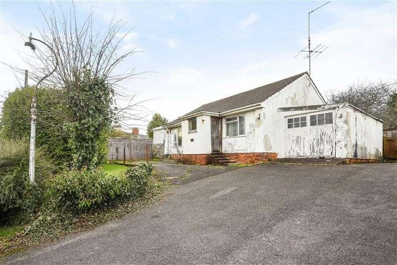 2 Bedrooms Bungalow for sale in Buckwell, Wellington, Somerset, TA21