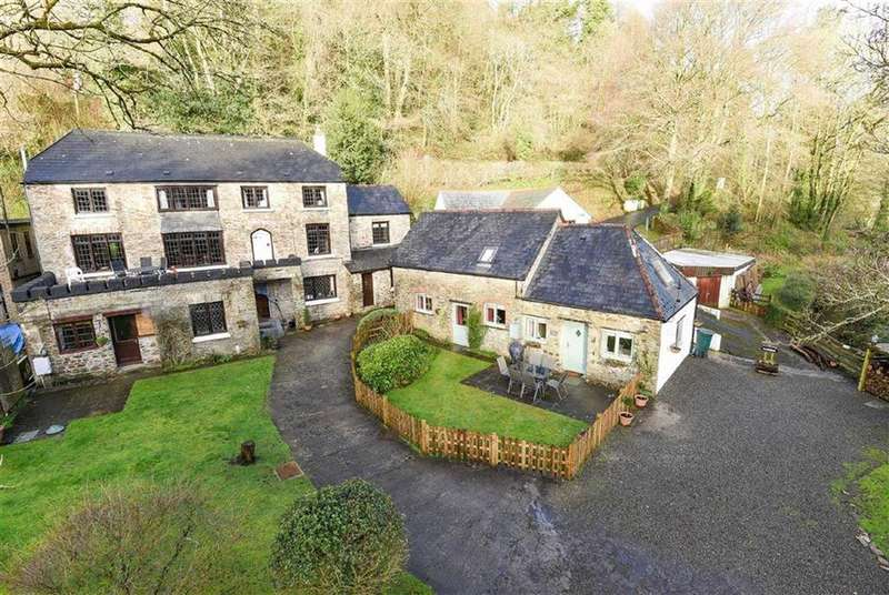 8 Bedrooms Detached House for sale in Mill Lane, Mill Lane, Berrynarbor, Devon, EX34
