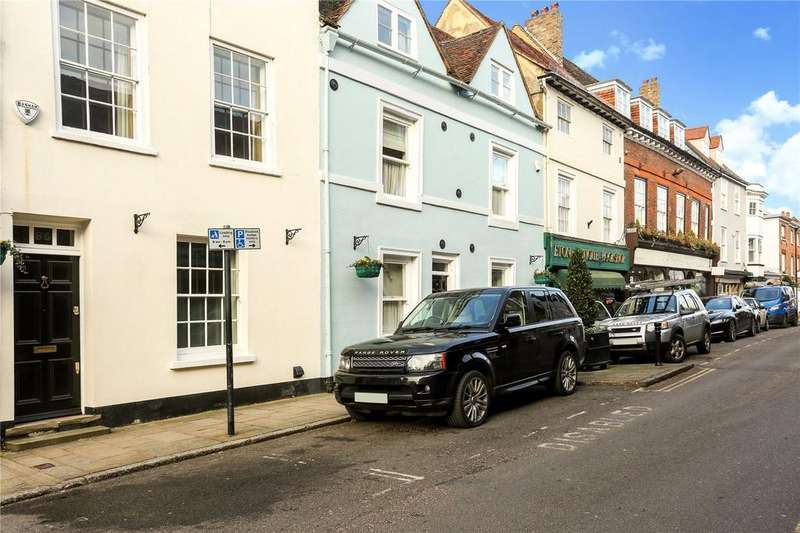 4 Bedrooms Terraced House for sale in High Street, Eton, Windsor, Berkshire, SL4