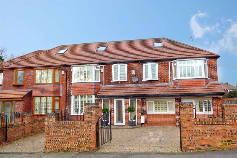 6 Bedrooms Semi Detached House for sale in Mainway, Alkrington, Middleton, Manchester, M24
