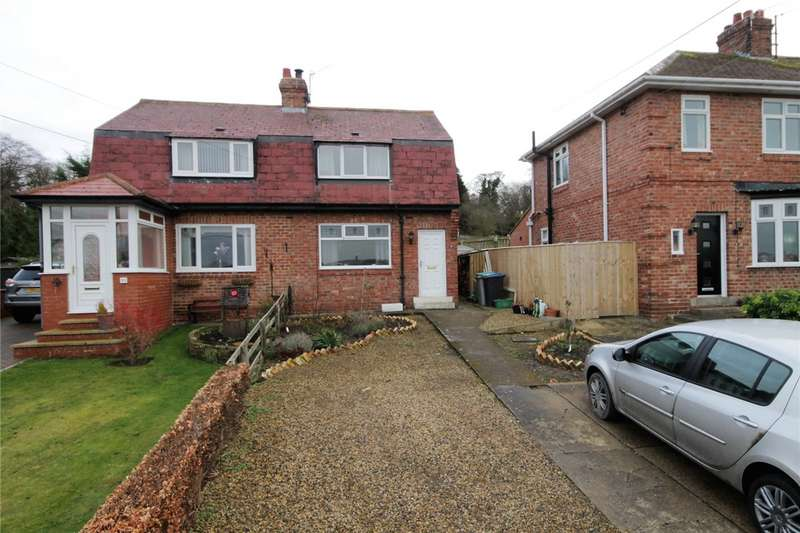 2 Bedrooms Semi Detached House for sale in East Law, Ebchester, Consett, DH8