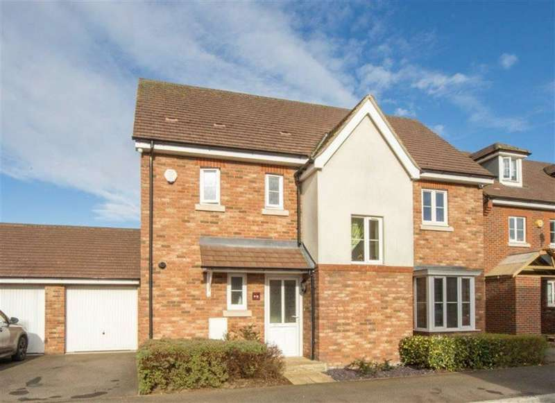 4 Bedrooms Detached House for sale in Manor Avenue, Hockliffe