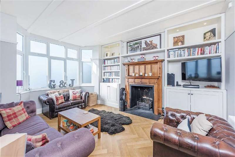 3 Bedrooms House for sale in Hill House Road, Streatham