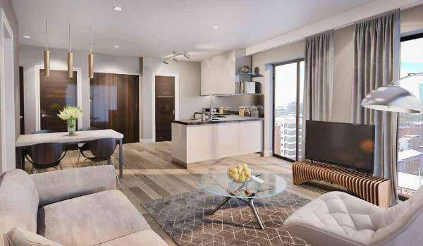2 Bedrooms Property for sale in The Tannery Apartments, Liverpool, L3 6JU