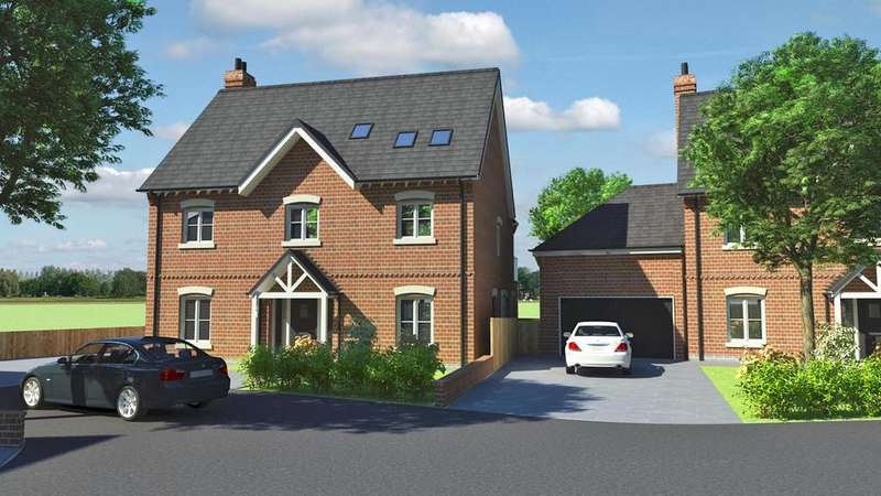 6 Bedrooms Detached House for sale in 3 Winney Hill View, Ellesmere Road, Shrewsbury