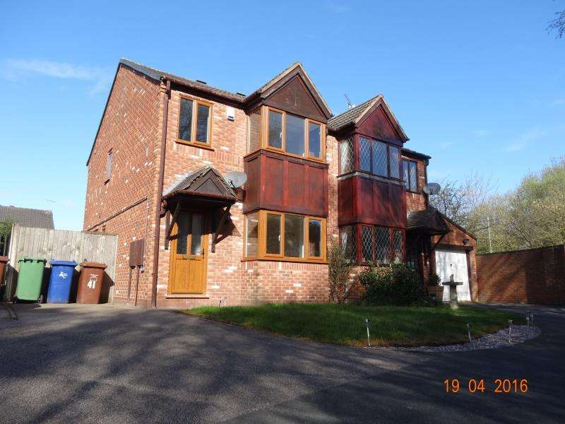 3 Bedrooms Semi Detached House for rent in Chetwynd Park, Rawnsley, WS12 0NZ