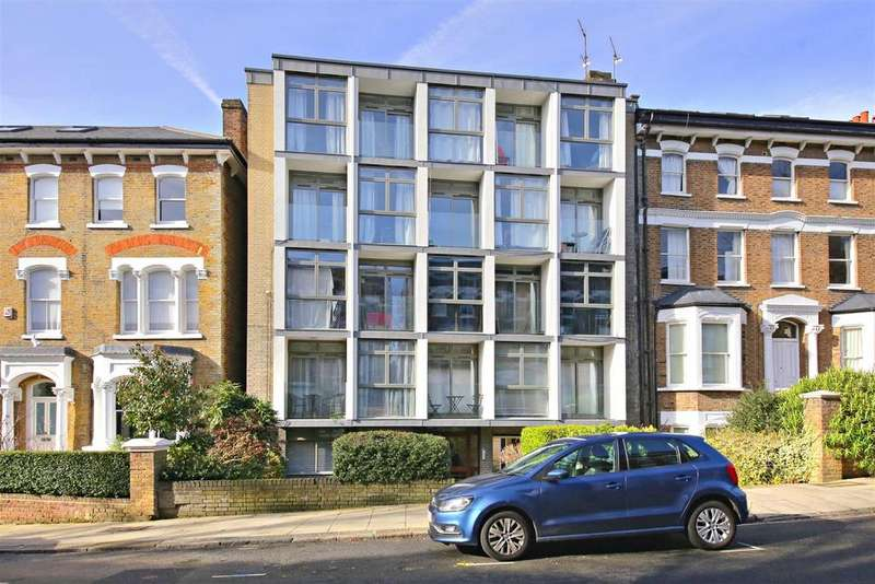 Studio Flat for sale in South Hill Park Gardens, London