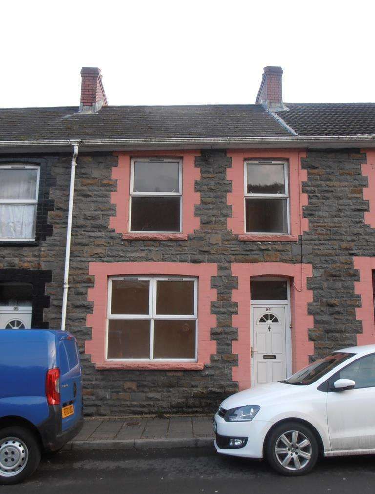3 Bedrooms Terraced House for rent in Brynmair Road, Cwmaman, Aberdare