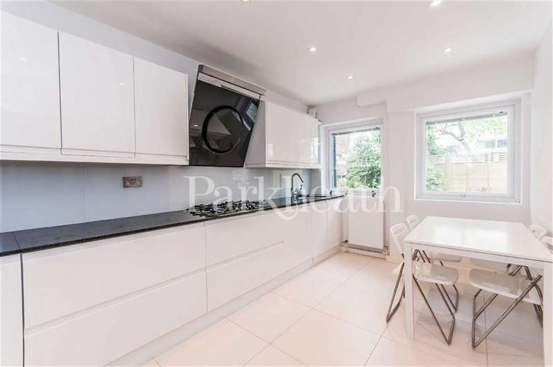 4 Bedrooms House for sale in Parkhill Walk, Belsize Park, London