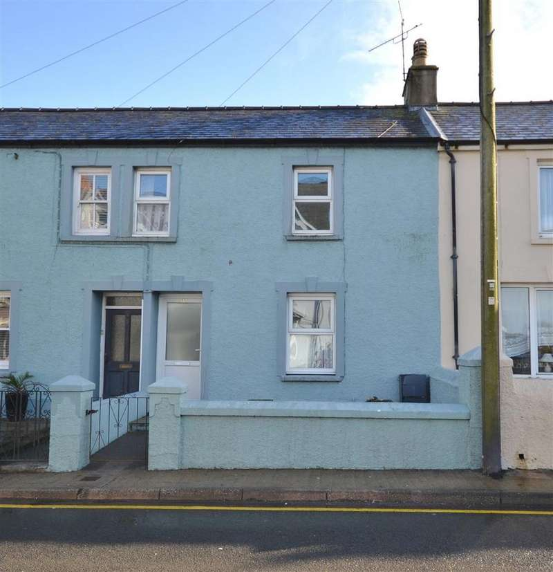 4 Bedrooms Terraced House for sale in High Street, Fishguard