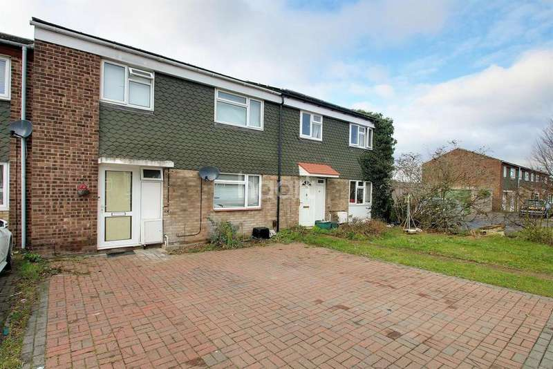 3 Bedrooms Terraced House for sale in Gurdon Road, Colchester.