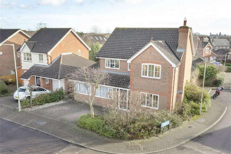 4 Bedrooms Detached House for sale in Falconer Street, BISHOP'S STORTFORD, Hertfordshire