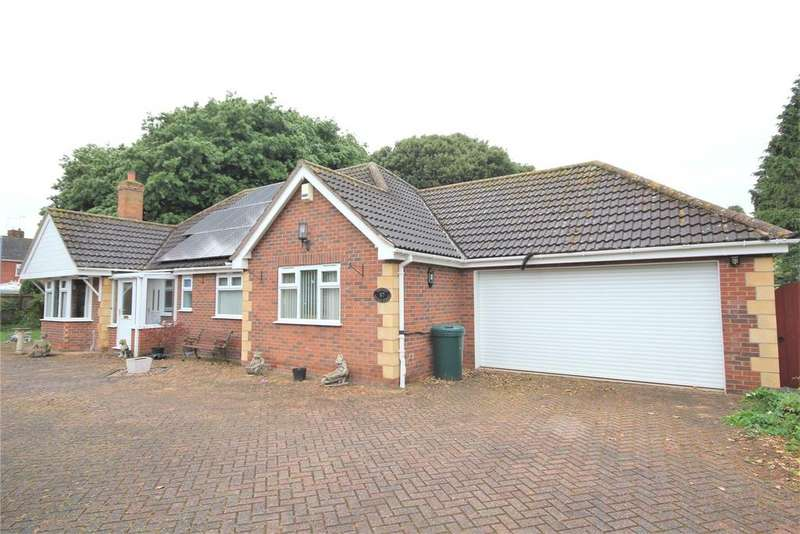 3 Bedrooms Detached Bungalow for sale in Church Street, Heckington, NG34