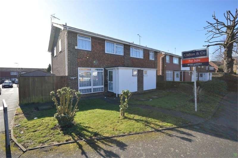 4 Bedrooms Semi Detached House for sale in Erith Road, Upper Belvedere