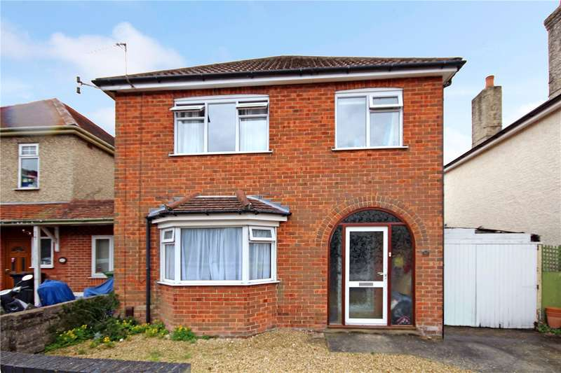 3 Bedrooms Detached House for sale in Queens Road, Lower Parkstone, Poole, Dorset, BH14